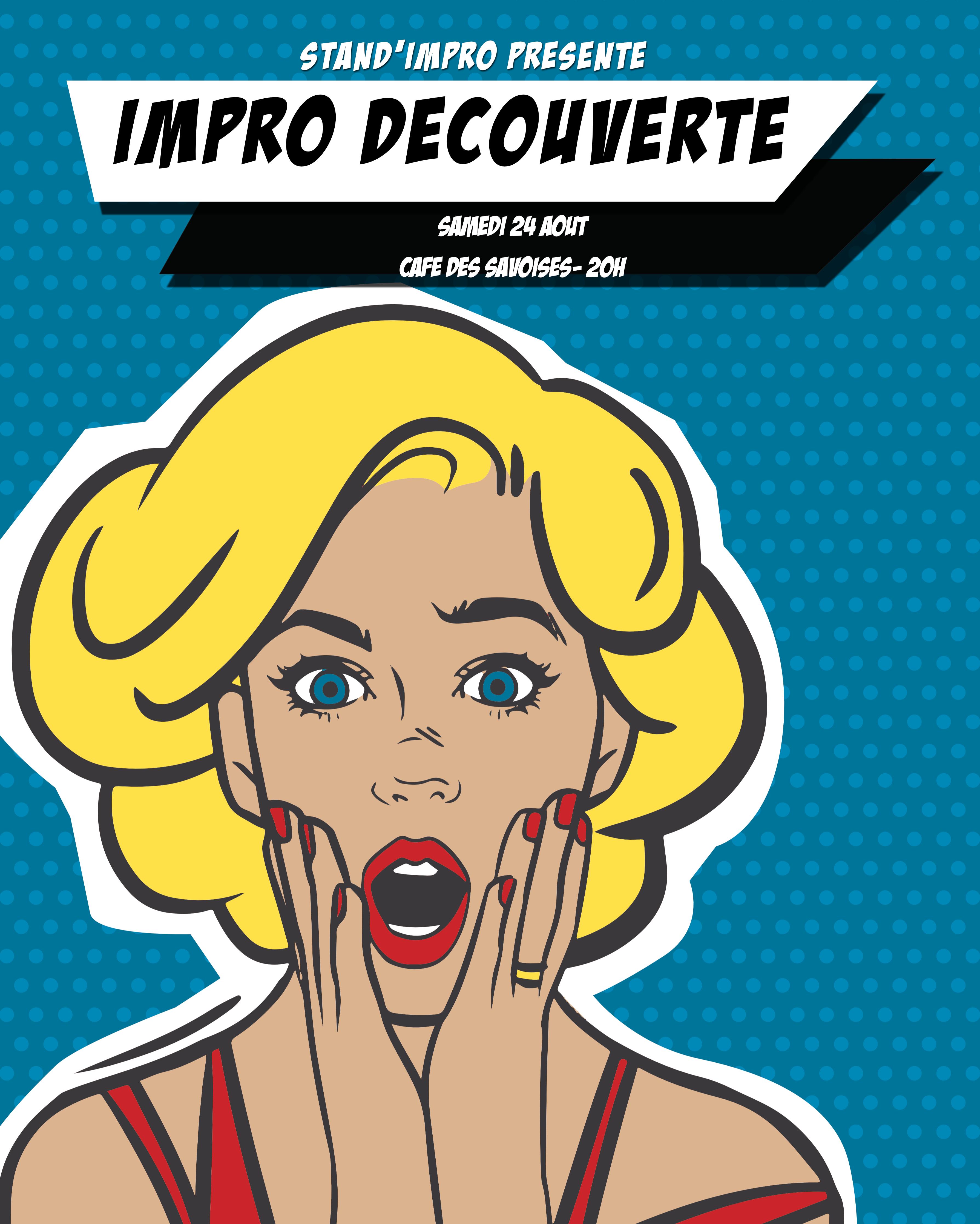 , Impro Découverte
