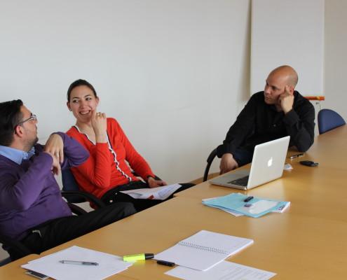 Les formations à Genève et Vaud par la Manufacture, Swissnova, André Schmidt, HETSR pour la communication et les présentations